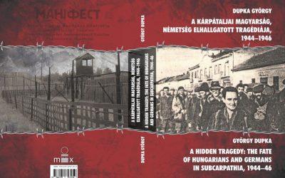 A kárpátaljai magyarság, németség elhallgatott tragédiája, 1944-1946