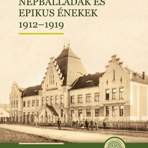 366 nagyszalontai nepballadak es epikus enekek 19121919 kriza konyvtar