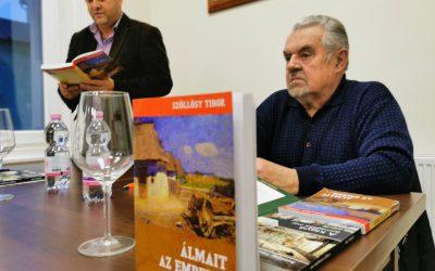 Szöllősy Tibor: Álmait az ember